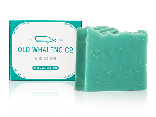 """Sea La Vie"" Bar Soap - Old Whaling Company"