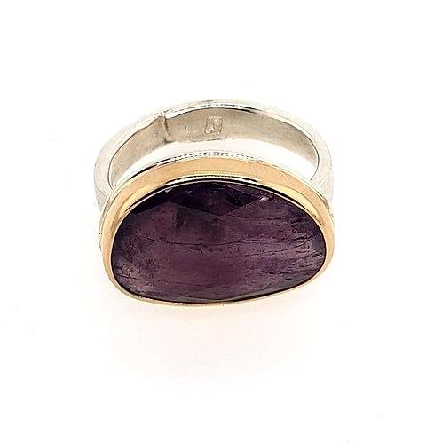 Jamie Joseph - Purple Sapphire Ring