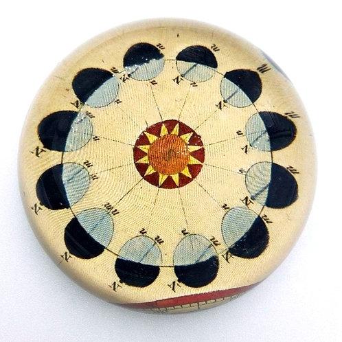 John Derian - Celestial Dome Paperweight