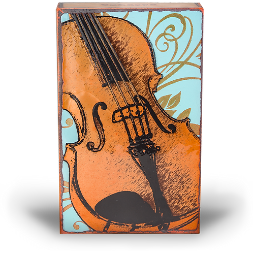 """Euphony"" - Spirit Tile by Houston LLew"
