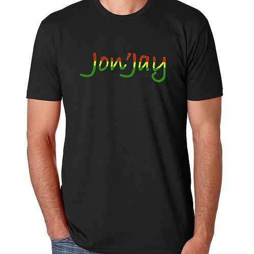"Jon'Jay ""Heritage"" Tee - Available in hoodie and long sleeve tee"