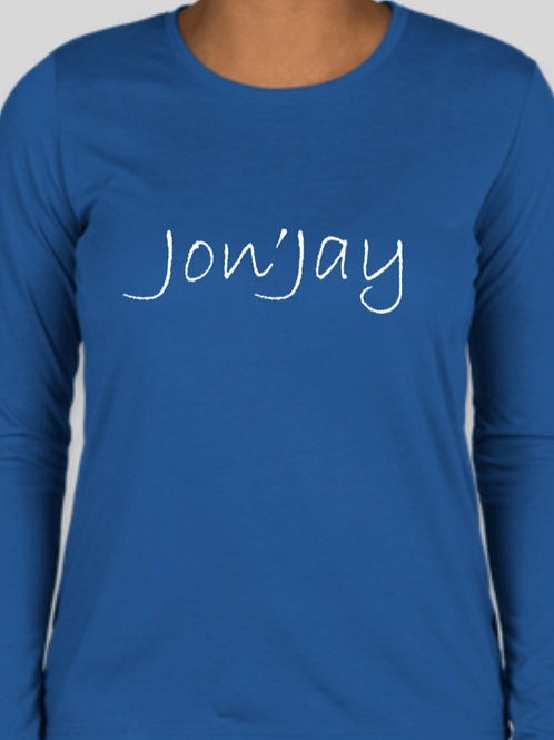 Ladies Plus Size Jon'Jay Tee - Available in V-neck