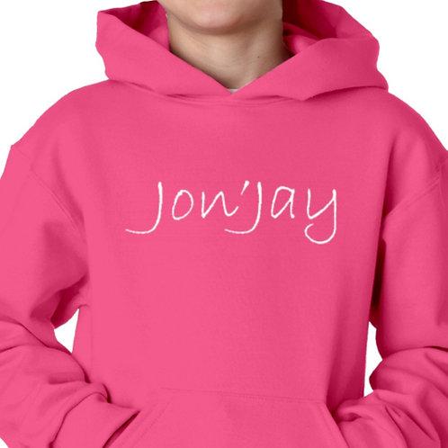 Jon'Jay Girls Hoodie
