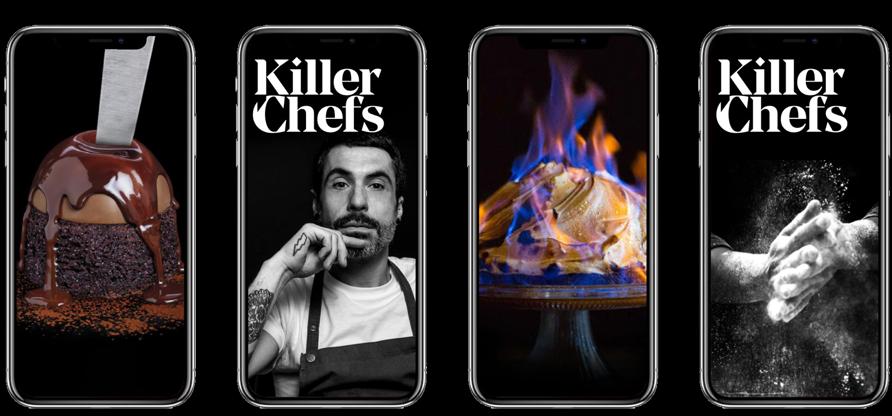 Killer Chefs App