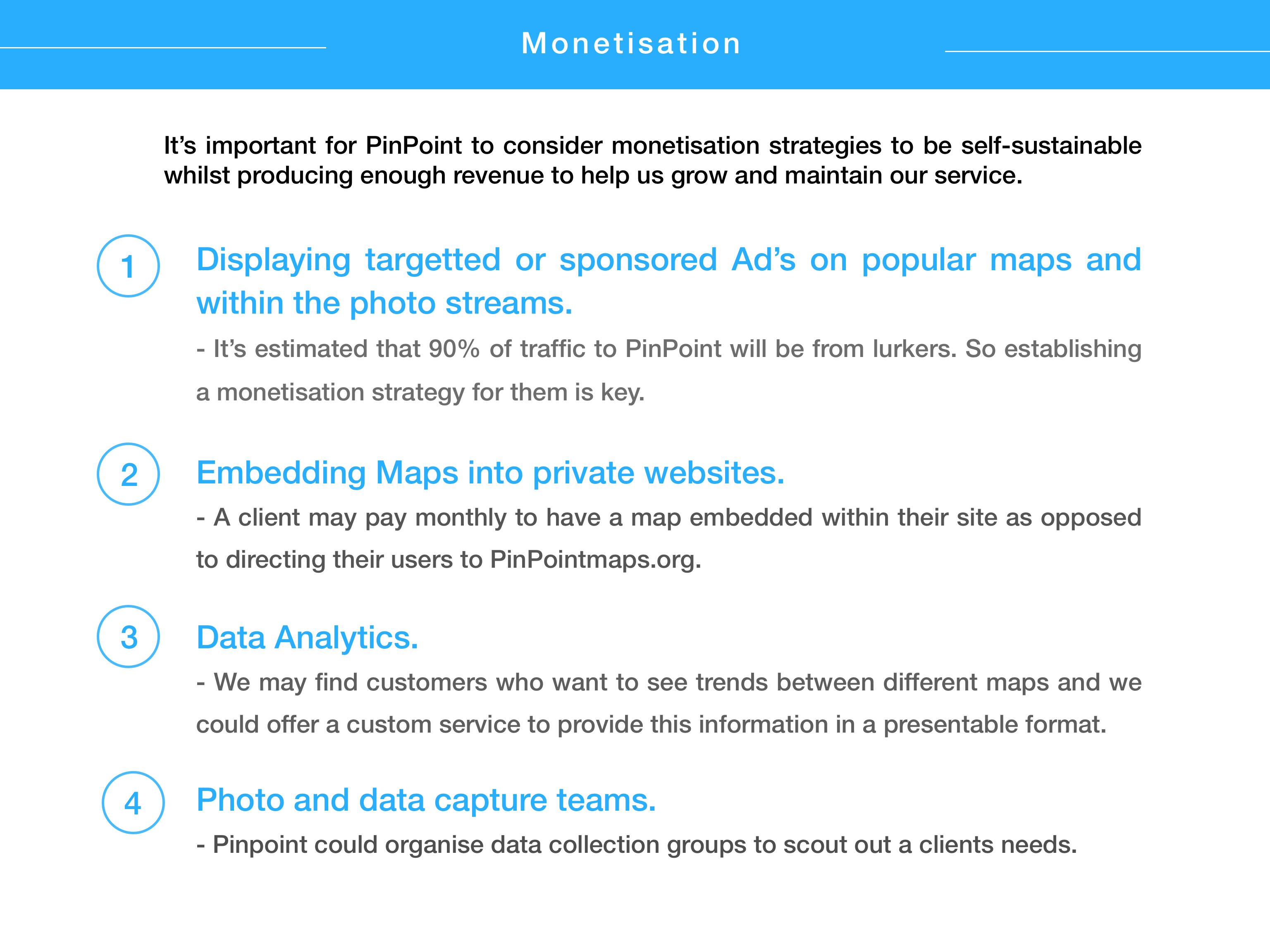 PP Slide 11 Monetisation