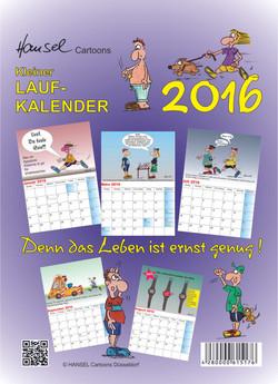 Kleiner Laufkalender