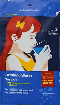 Water Test Kits | AquaScreen