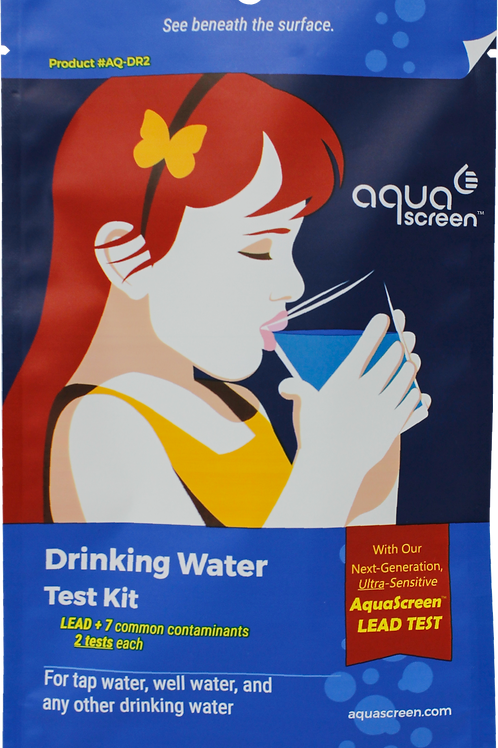 Drinking Water Test Kit