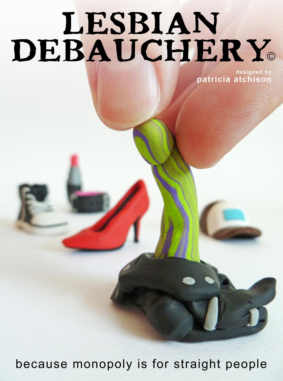 Lesbian Debauchery