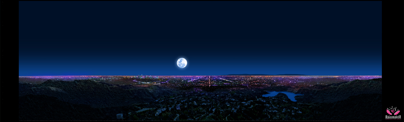 L.A. Matte Painting Night