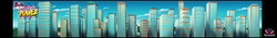 City Day Matte Painting