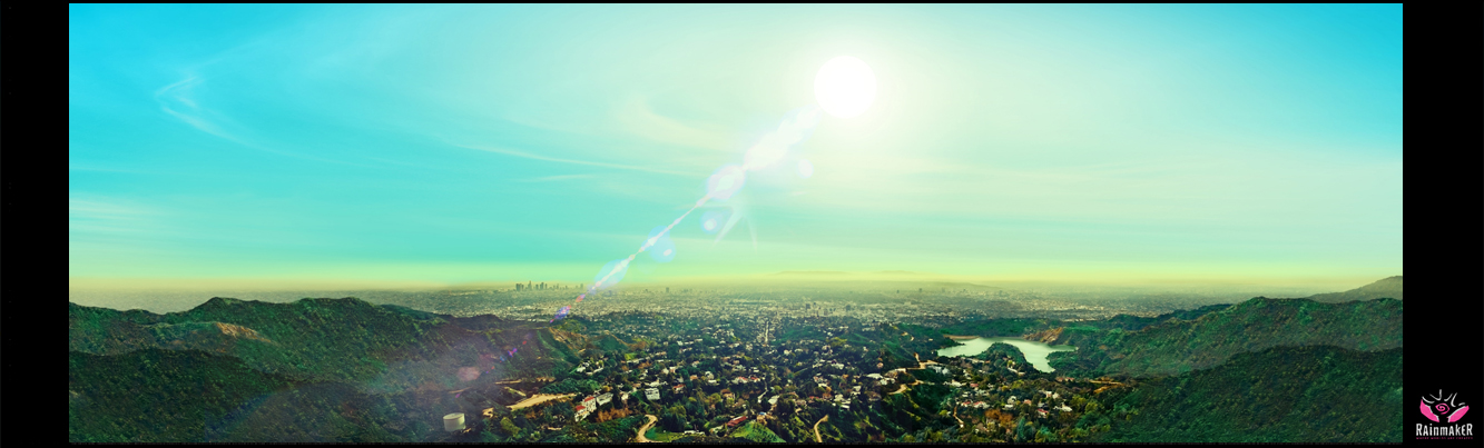 L.A. Matte Painting Day