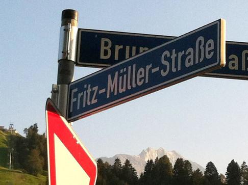 Fritz Muller Strasse