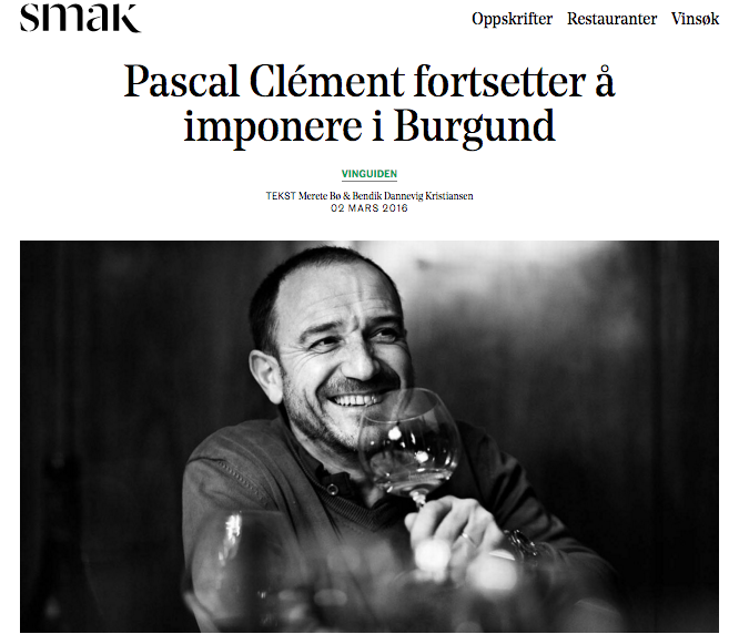 Pascal Clement Winemoods