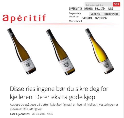 Aperitif Winemoods