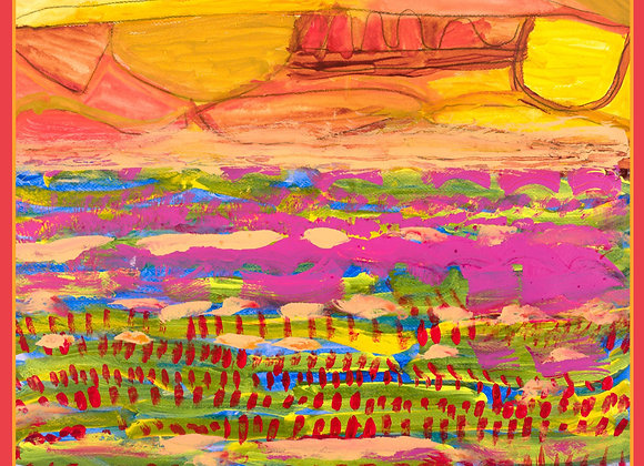 Giclée Mesa Verde
