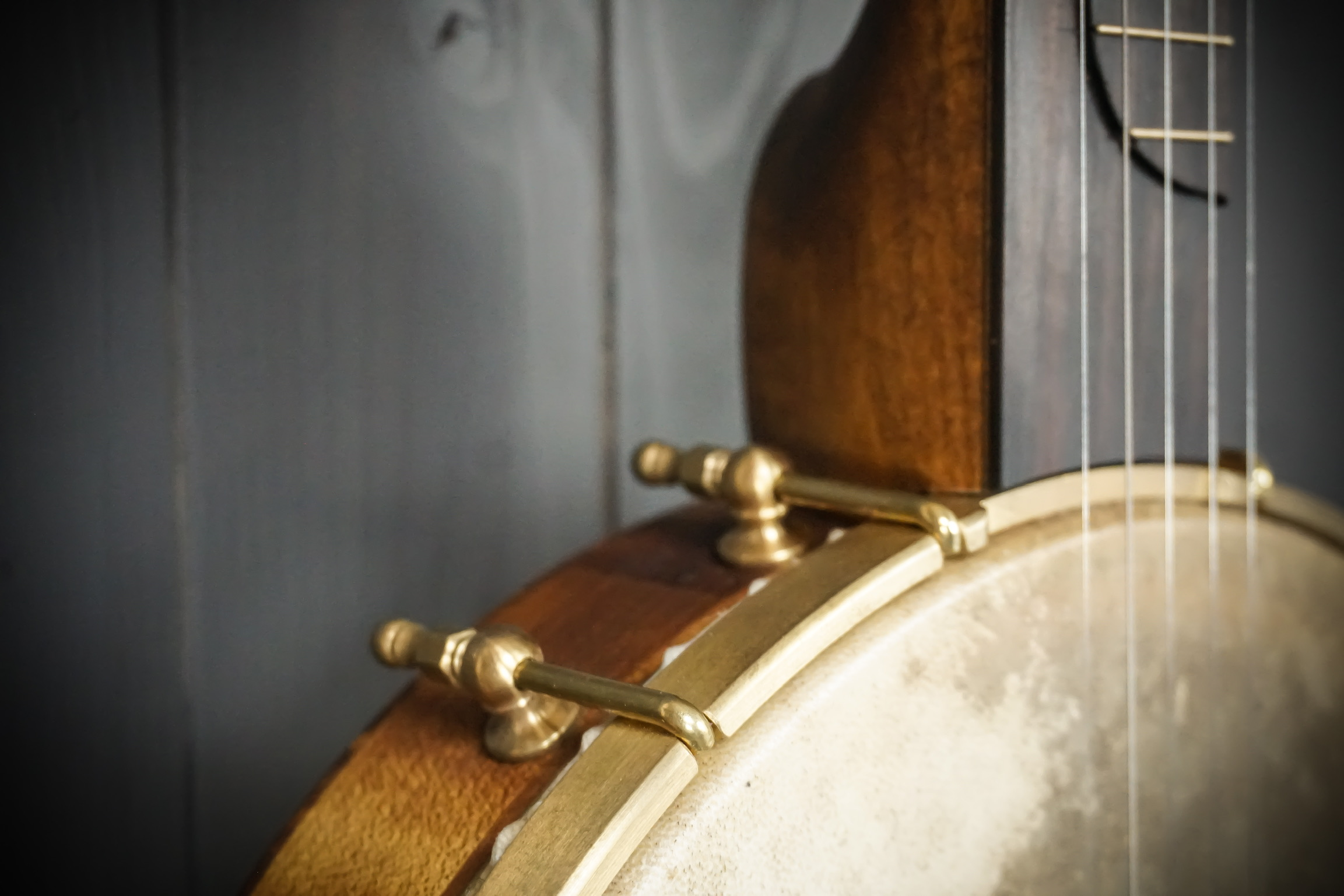 Moonshine Banjo Hardware