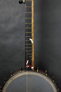 Banjo Inlay - fox