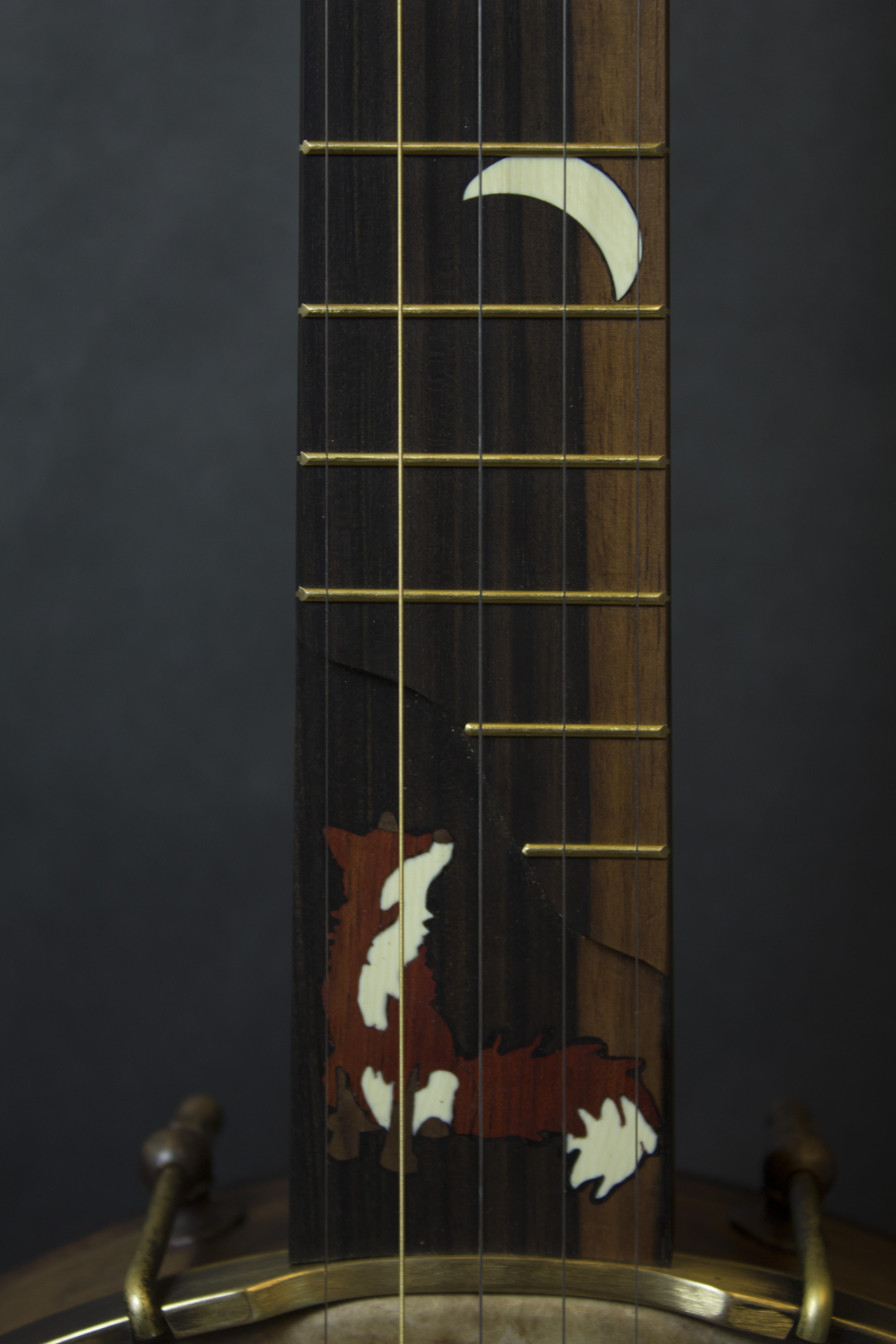Fox Banjo 2 Inlay 2