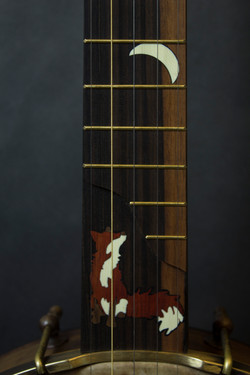 Fox Banjo 2 Inlay 2
