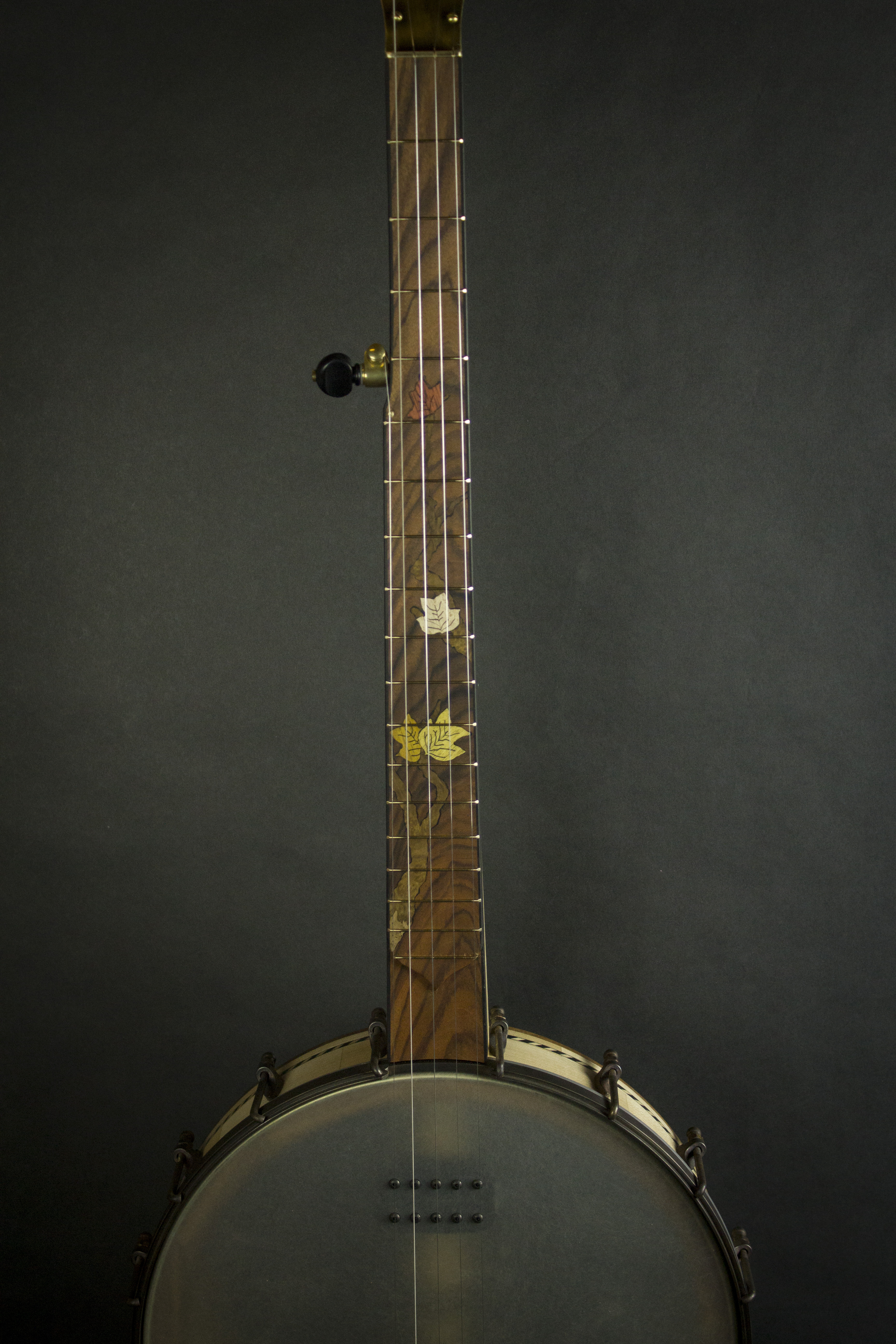 Leaves Banjo Front