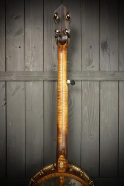 Moonshine Banjo backside