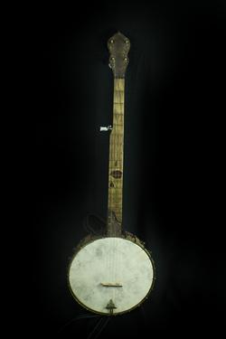 Rusty Poppy Banjo (14002)
