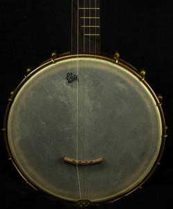 Scrimshaw Banjo - Moby Dick - Pot