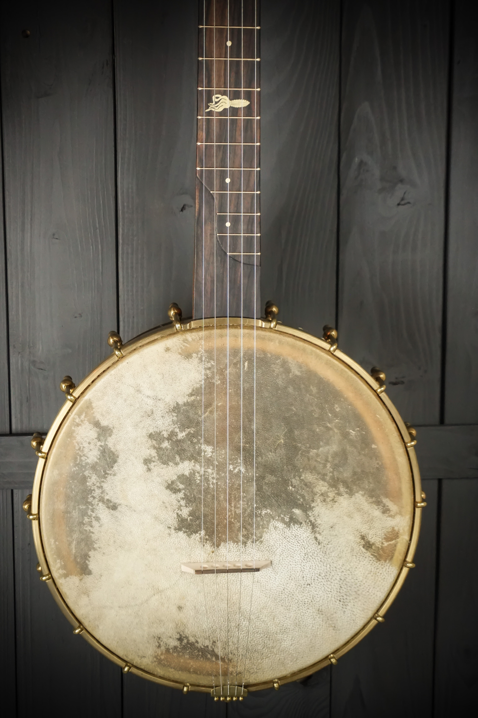 Moonshine banjo Pot