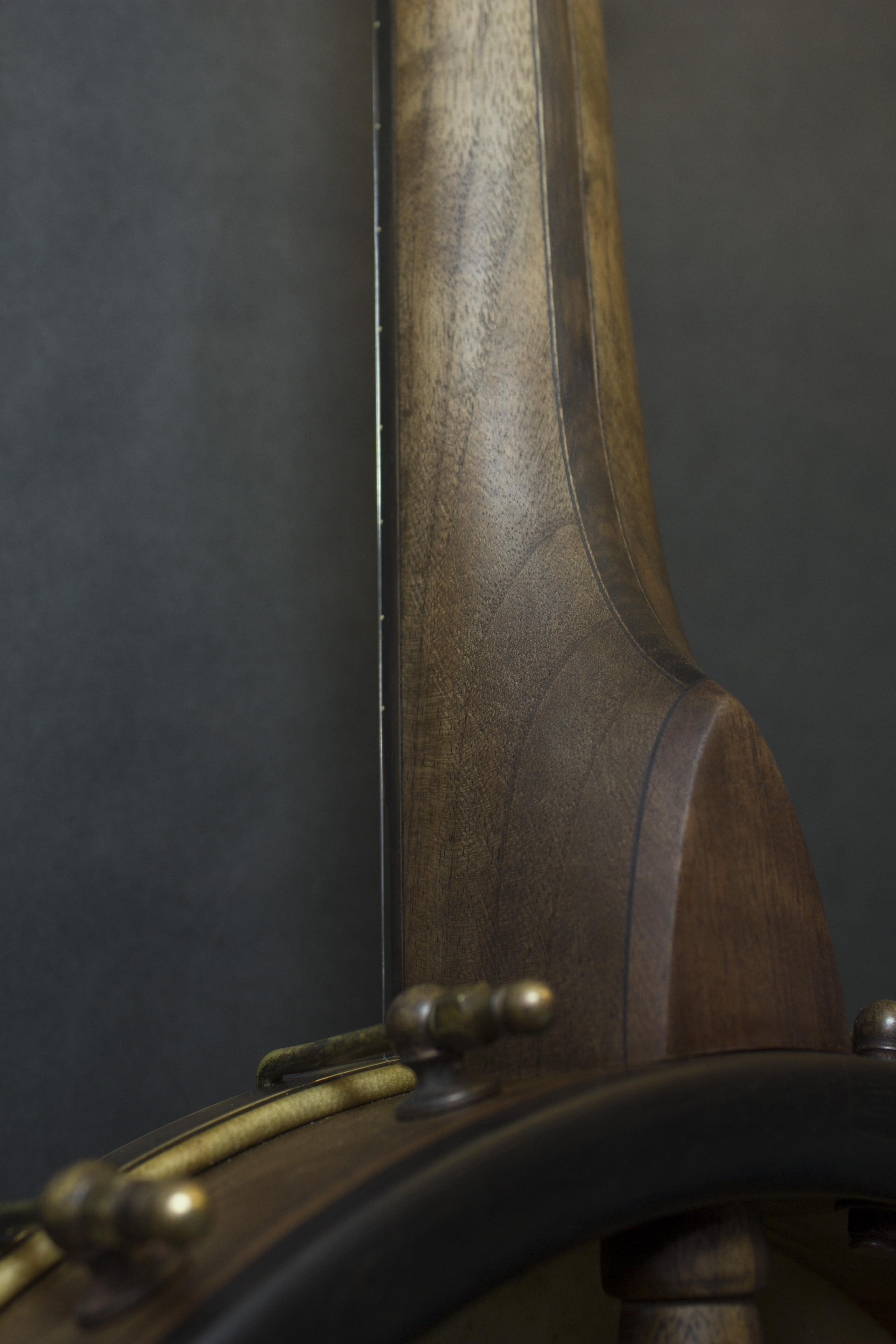 Fox Banjo 2 heel