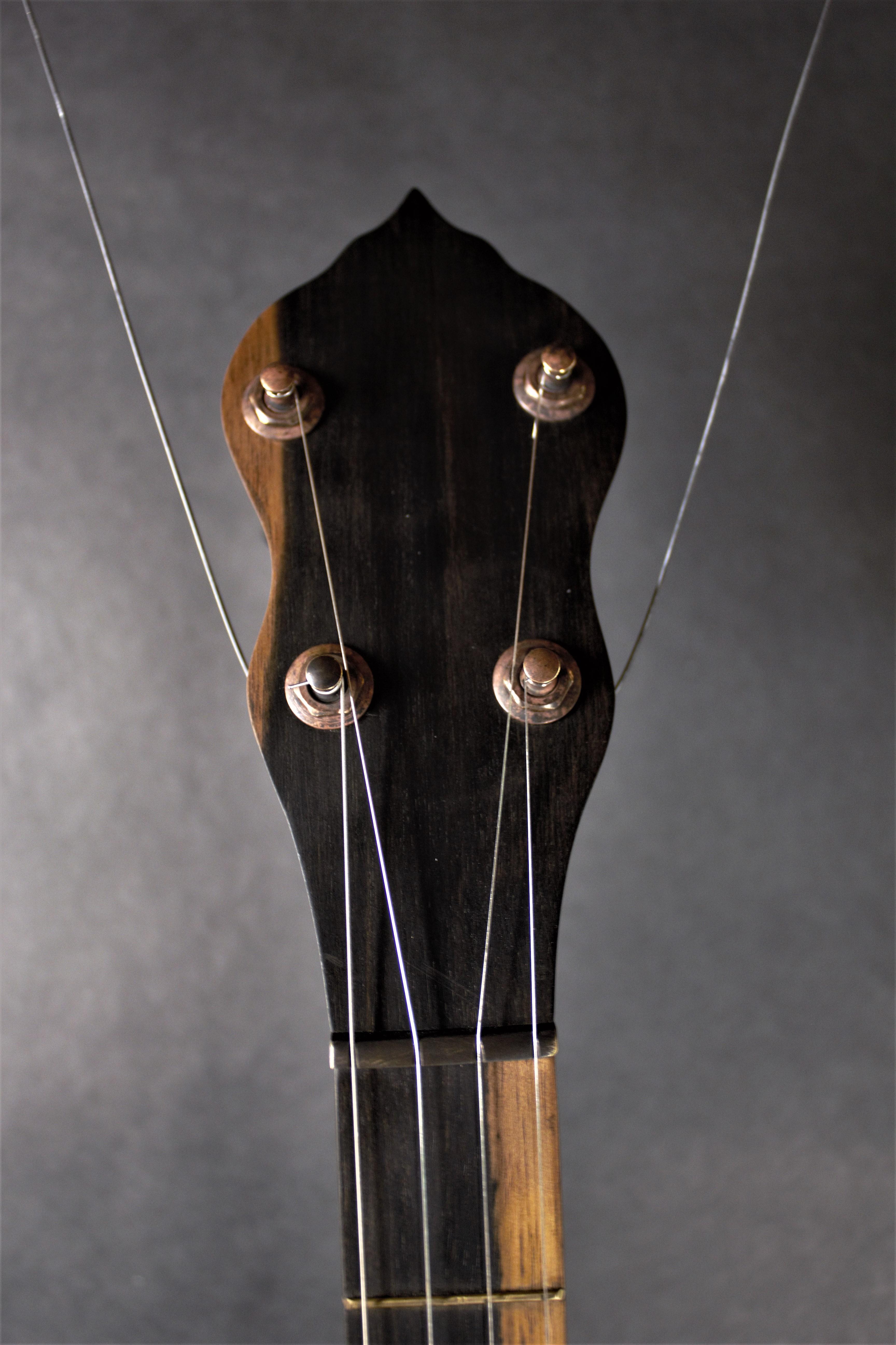 Banjo Peghead - fox