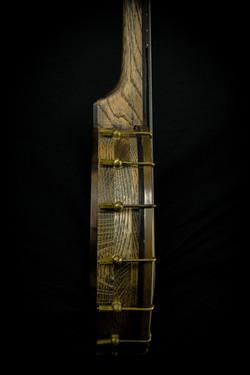 Scrimshaw Banjo - Moby Dick - potsid