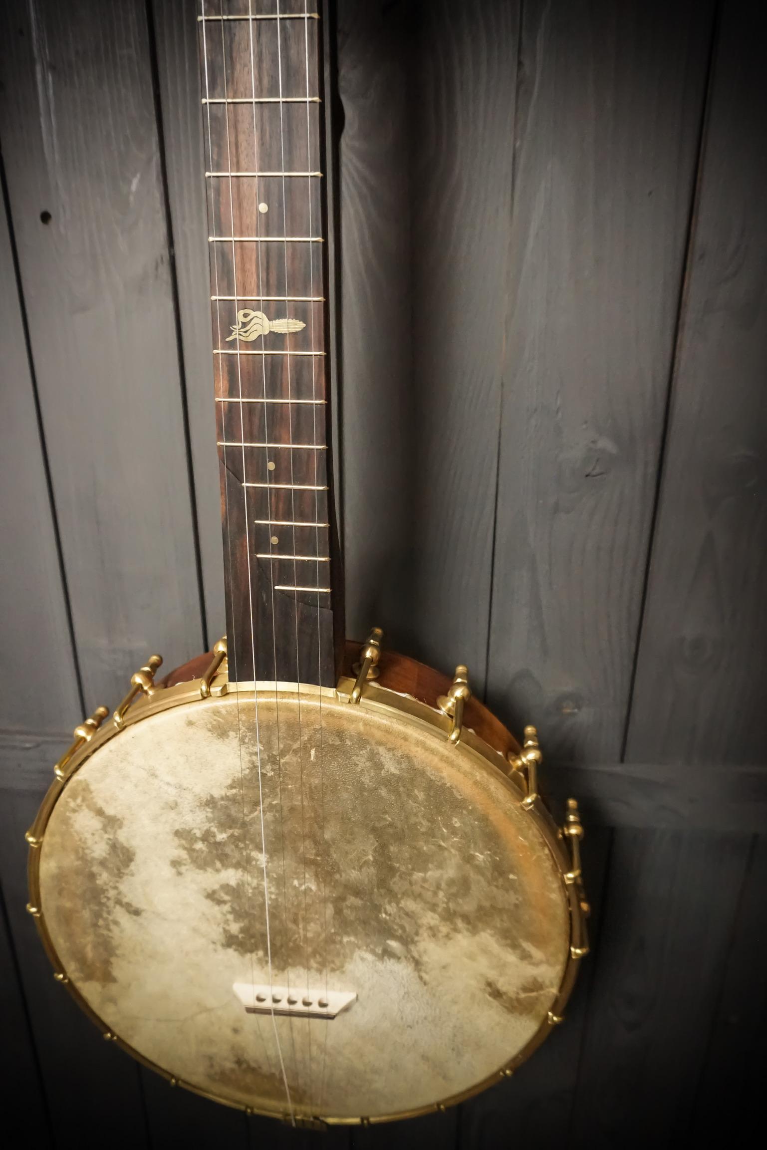 Moonshine banjo Shadow