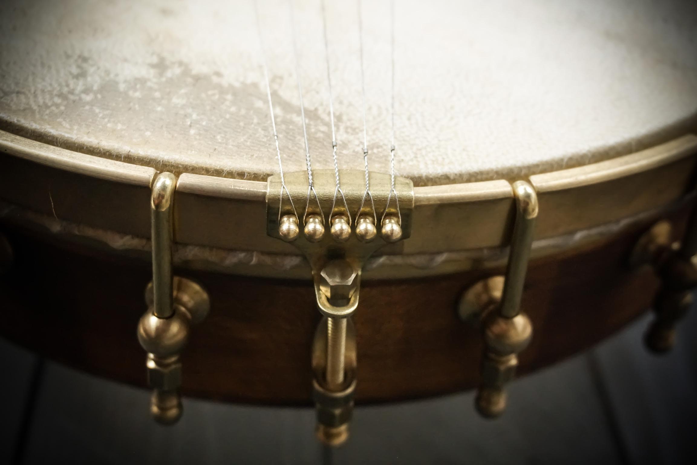 Moonshine banjo tailpiece 2