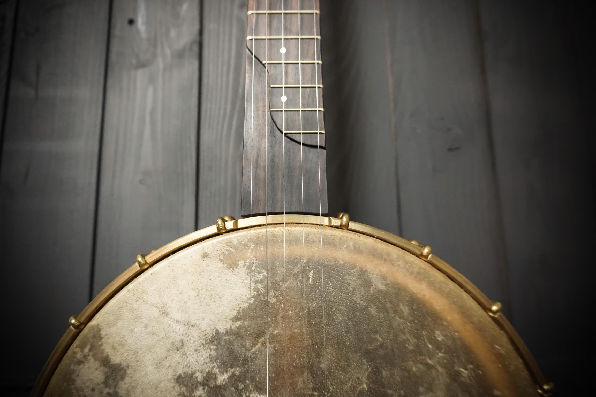 Moonshine Banjo Scoop