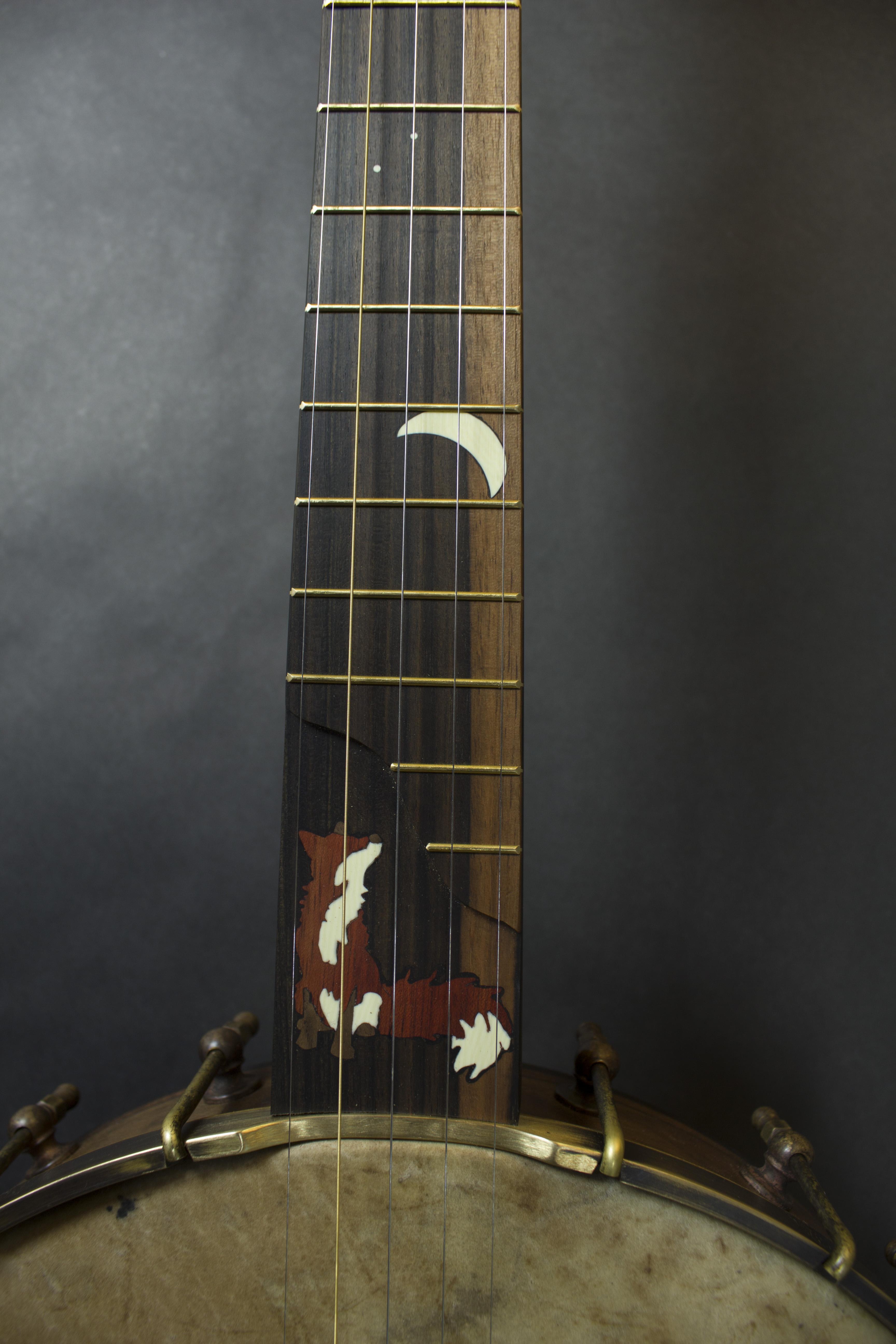 Fox Banjo 2 Inlay