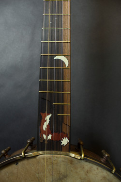 Fox Banjo 2 Inlay