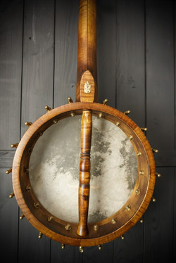 Moonshine Banjo Dowel