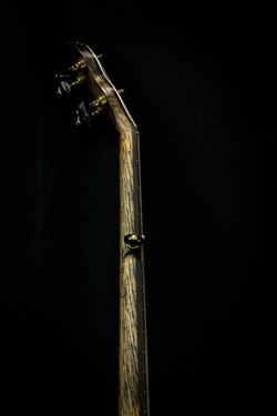 Scrimshaw Banjo-Moby Dick-NeckSide