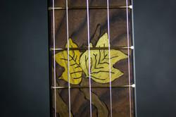 Leaves Banjo Inlay detail2