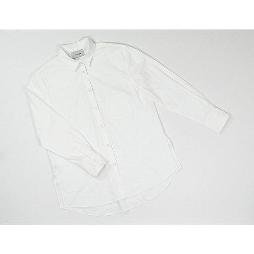 White Shirt | Chemise à col Blanc