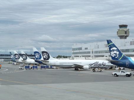 Alaska Airlines, Take me home.