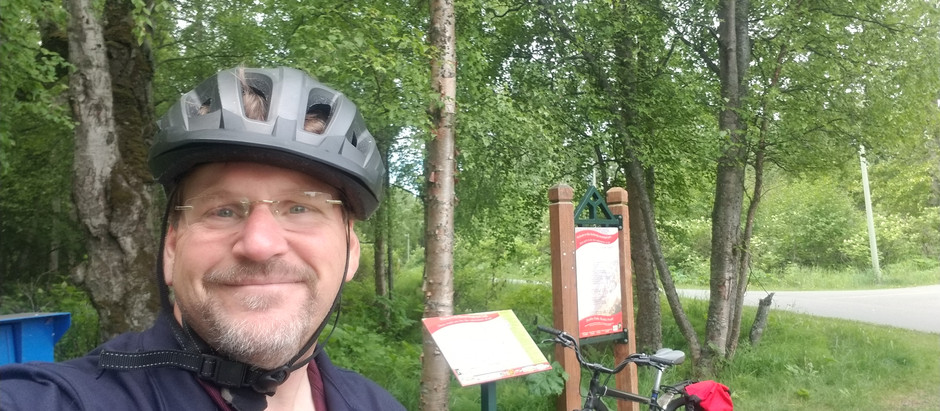 Tony Knowels Coastal Trail - cycling