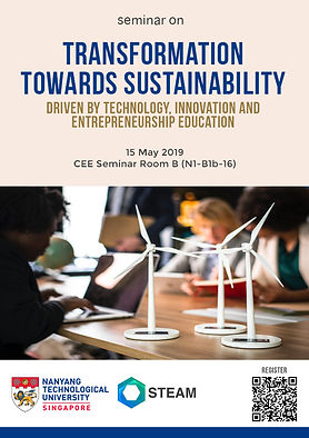 Transformation Towards Sustainability Driven by Technology, Innovation and Entrepreneurship Education