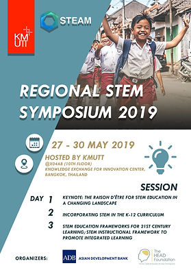 Regional STEM Symposium 2019
