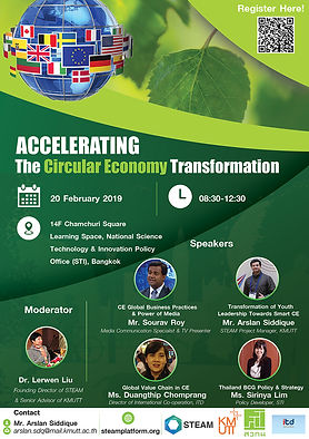 Accelerating the Circular Economy Transformation