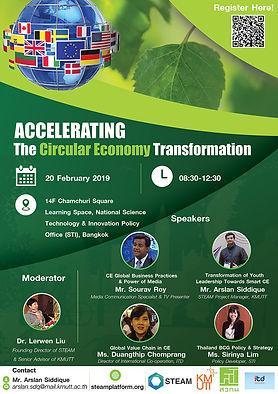 Accelerating the Circular Economy Transformation