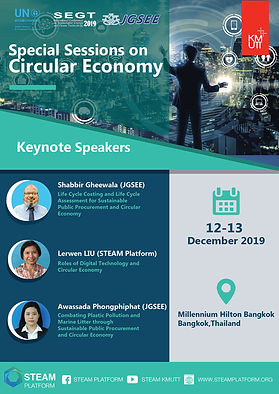 International Conference on Sustainable Energy and Green Technology 2019 (SEGT 2019)