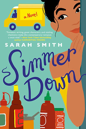 Simmer Down cover with updated quote.jpe
