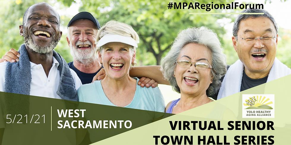 2021 YHAA Senior Town Hall Series | WEST SACRAMENTO